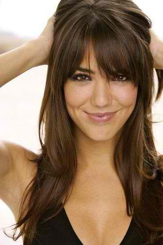 12 Fantastic Long Hairstyles With Bangs – Pretty Designs In Long Hairstyles Bangs (View 14 of 25)