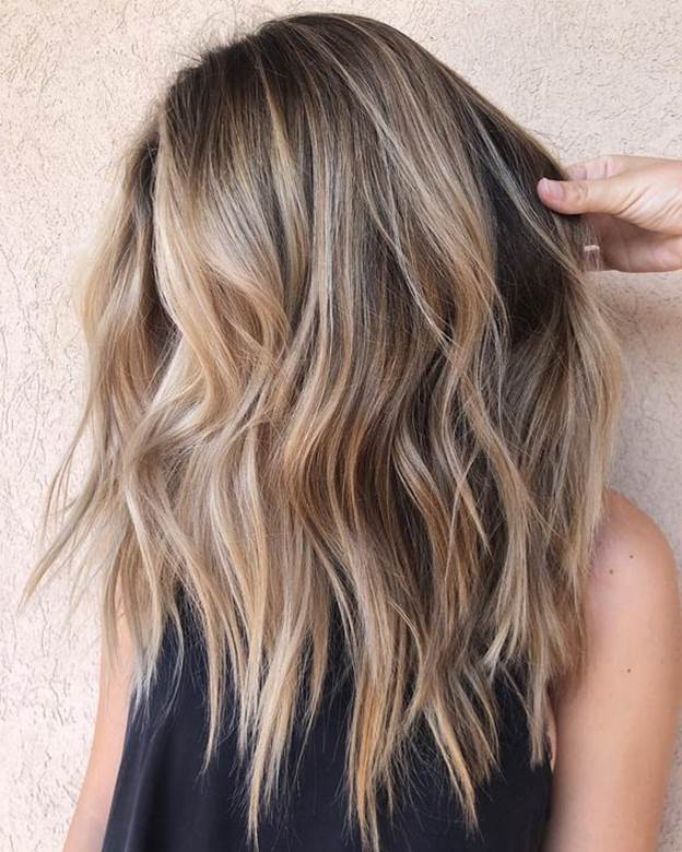 12 Fashionable Highlights Ideas For Long Hair To Flaunt Regarding Highlights For Long Hair (View 20 of 25)