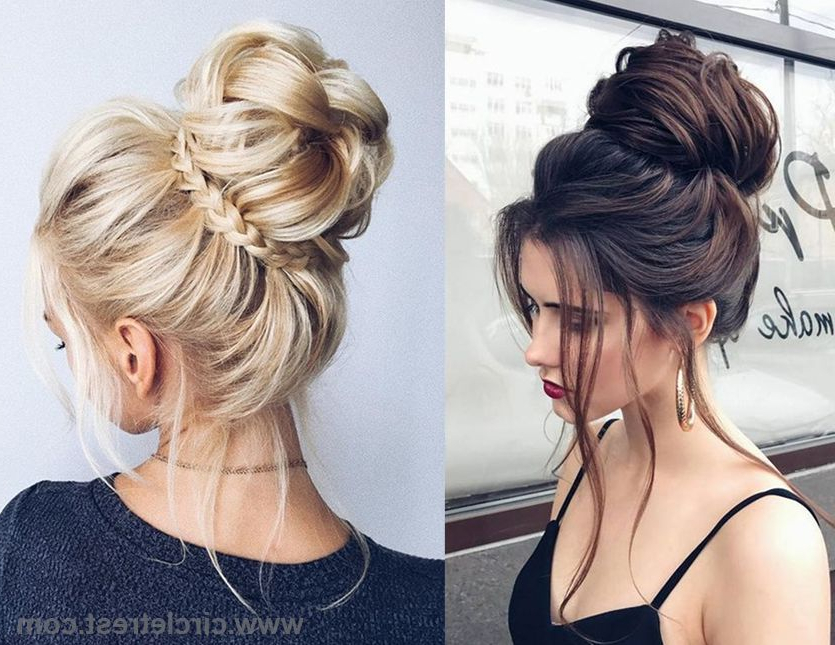 12 Long Hairstyles For Everyone – Circletrest With Long Hairstyles For Cocktail Party (View 11 of 25)