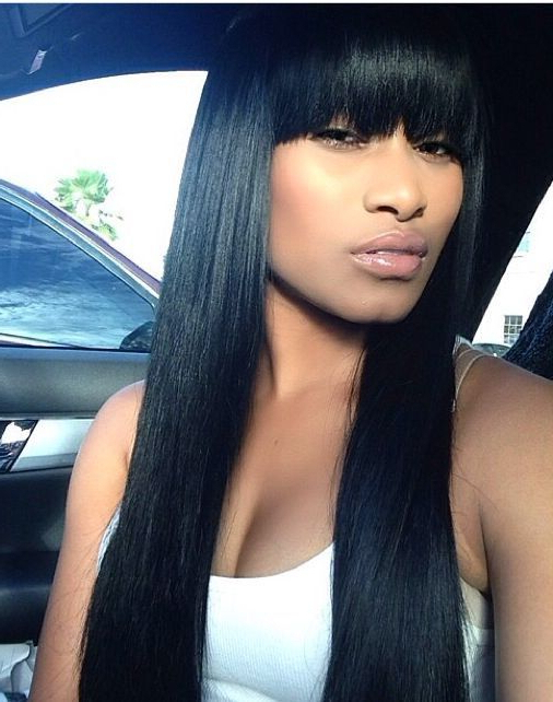 12 Long Hairstyles With Chinese Bangs – Long Hairstyle – Beautiful Intended For Chinese Long Hairstyles (View 15 of 25)