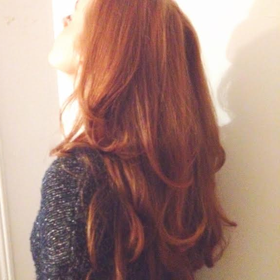 12 Redhead Hairstyles Of Christmas Pertaining To Long Hairstyles Redheads (View 20 of 25)