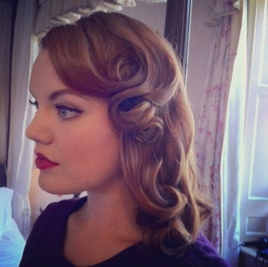 13 Best Flapper Hairstyles For Long Hair | 1920S Hair In Long Hairstyles Of The 1920S (View 22 of 25)