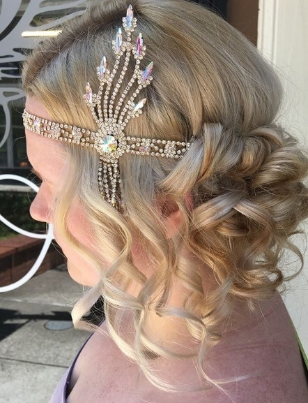 13 Best Flapper Hairstyles For Long Hair | 1920S Hair Within Long Hairstyles Of The 1920S (View 24 of 25)