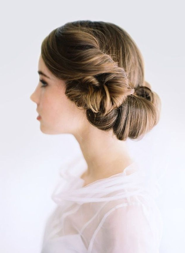 13 Chic Star Wars Themed Wedding Ideas   Wedding   Hair Makeup, Hair Inside Jewelled Basket Weave Prom Updos (View 18 of 25)