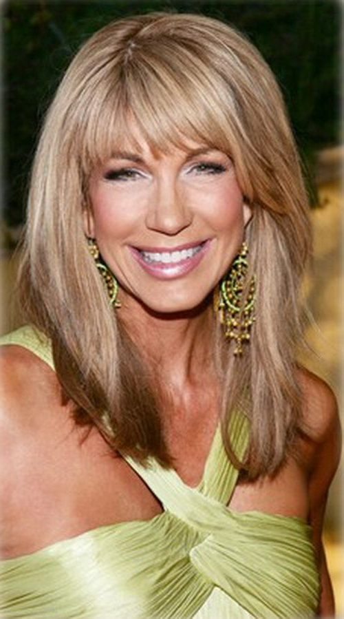 13 Long Haircuts For Women Over 50 | Hairstyles Ideas Within Long Hairstyles For Women Over (View 9 of 25)