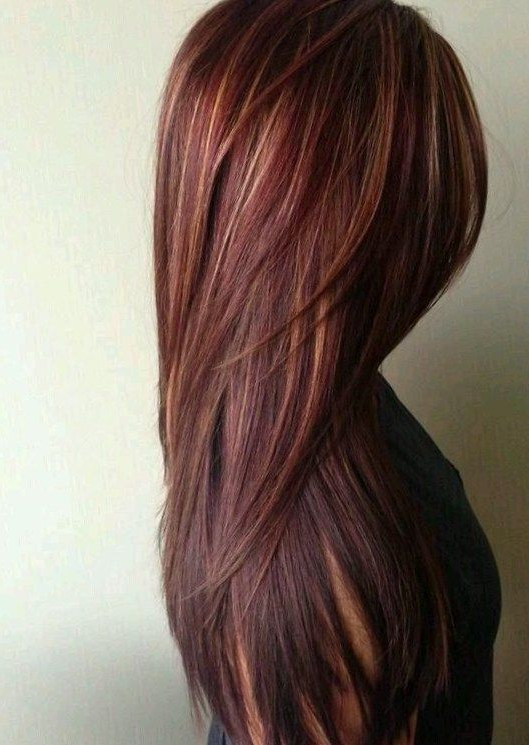 13 Long Hairstyles With Color | Hairstyles Ideas For Long Hairstyles And Color (View 20 of 25)