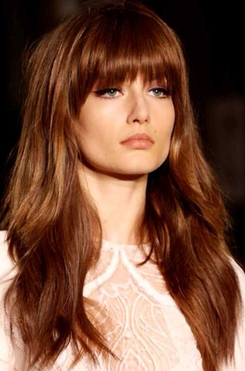14 Haircuts For Long Hair 2016 | Hairstyles Ideas In Long Hairstyles In (View 8 of 25)