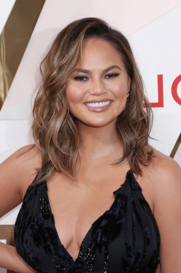 14 Hairstyles For Round Faces That Are Seriously Flattering Pertaining To Long Haircuts Styles For Round Faces (View 19 of 25)