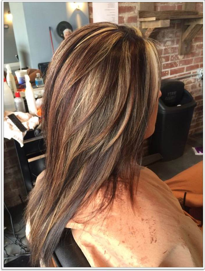 145 Amazing Brown Hair With Blonde Highlights In Highlights For Long Hair (View 14 of 25)