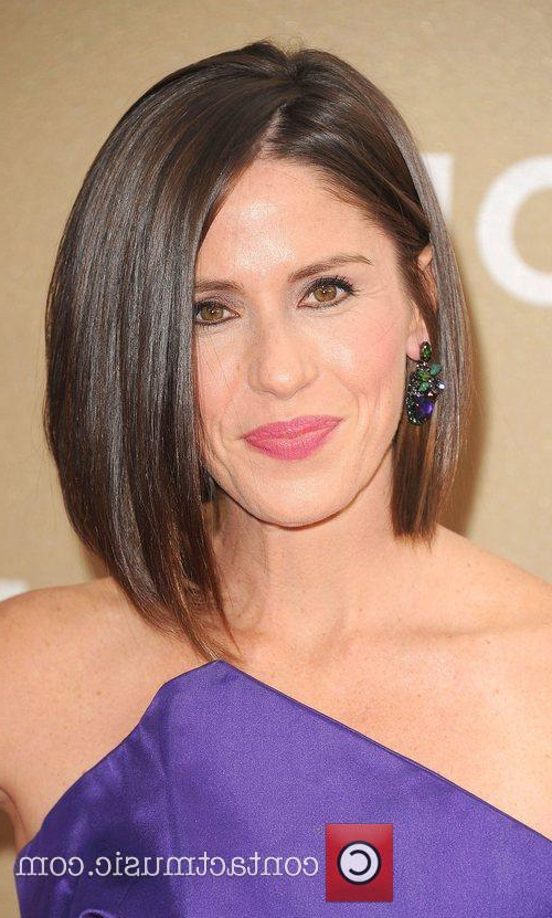 15 Best Asymmetrical Bob Hairstyles In One Side Short One Side Long Hairstyles (View 11 of 25)