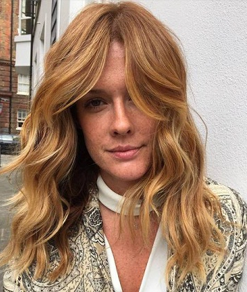 15 Best Hairstyles For Long Face With Pictures   Styles At Life Throughout Long Hairstyles Long Face (View 18 of 25)