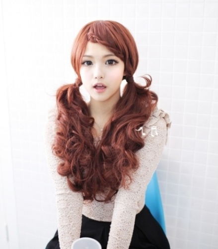 15 Best Korean Hairstyles For Girls | Styles At Life For Korean Girl Long Hairstyles (View 8 of 25)