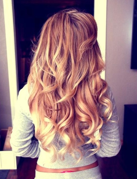 15 Best Long Wavy Hairstyles – Popular Haircuts Regarding Long Layered Ombre Hairstyles (View 25 of 25)