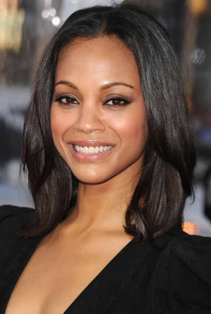 15 Black Hairstyles For Medium Length Hair – Haircuts & Hairstyles 2019 Intended For Long Layered Hairstyles For Black Women (View 12 of 25)