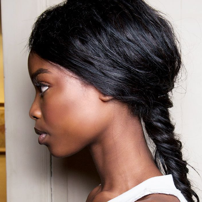 15 Braided Hairstyles That Are Actually Cool (We Swear) Regarding Fat Girl Long Hairstyles (View 18 of 25)