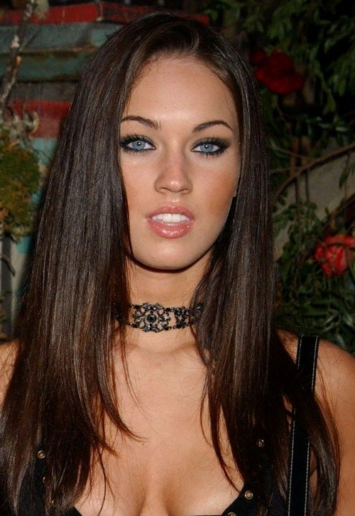 15 Brunette Hairstyles For You To Try – Pretty Designs With Long Haircuts For Brunettes (View 25 of 25)