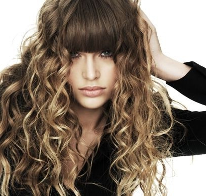 15 Curly Hairstyles For 2018: Flattering New Styles For Everyone With Regard To Curly Long Hairstyles (View 14 of 25)