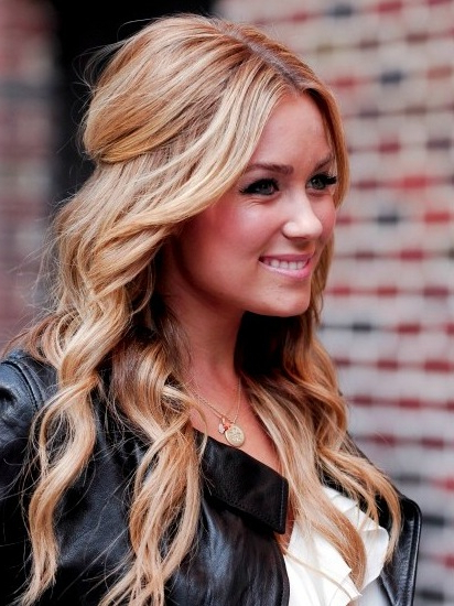 15 Hairstyles For Curly Hair – Pretty Designs In Long Hairstyles Loose Curls (View 20 of 25)