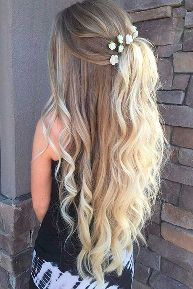 15 Homecoming Hairstyles For Long Hair To Glam Your Look – Haircuts Within Long Hairstyles For Dances (View 20 of 25)