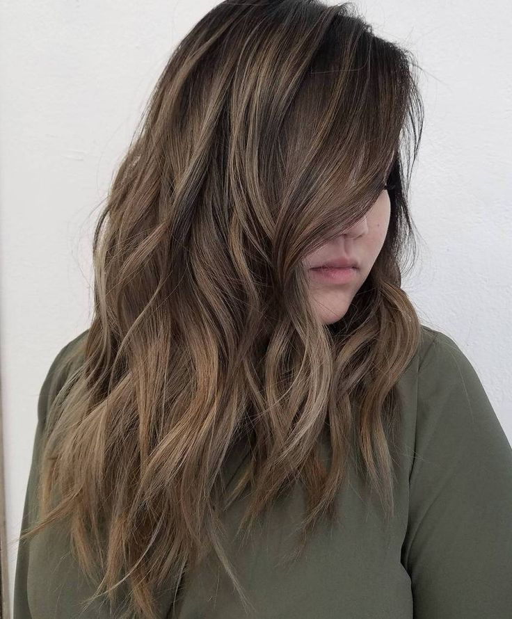 15 Long Hairstyles For Thick Hair To Look Attractive – Haircuts Inside Long Haircuts For Thick Hair (View 8 of 25)