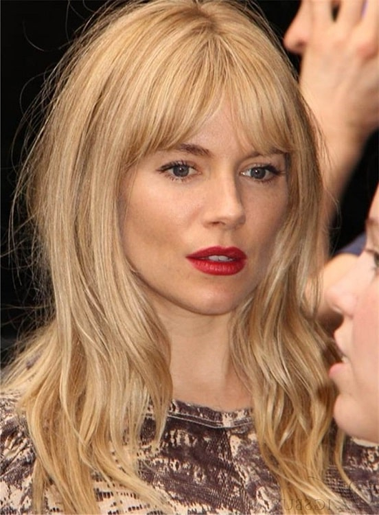 15 Majestic Middle Parted Bangs Hairstyles To Try With Long Hairstyles Parted In The Middle (View 14 of 25)