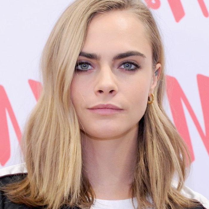 15 Medium Length Haircuts For Fine Hair Regarding Long Layered Fine Hair (View 16 of 25)