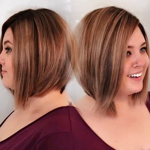 15 Most Flattering Hairstyles For Overweight Woman [April, 2019] For Long Hairstyles For Fat Women (View 6 of 25)