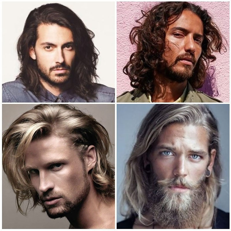 15 Sexy Long Hairstyles For Men – The Trend Spotter In Long Hairstyles Put Hair Up (View 25 of 25)