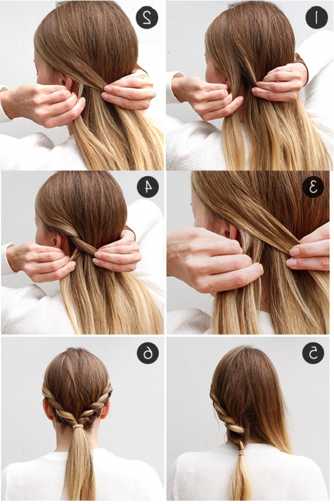 15 Summer Hairstyles You Can Create In 5 Minutes Inside Long Easy Hairstyles Summer (View 11 of 25)
