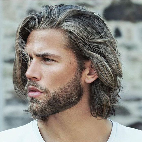 15 Trendy And Edgy Long Men Hairstyles – Styleoholic With Regard To Edgy Long Hairstyles (View 1 of 25)