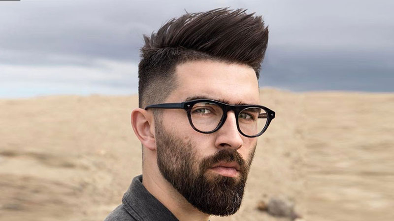 15 Trendy Spiky Hair Looks For Men – The Trend Spotter In Spiky Long Hairstyles (View 6 of 25)