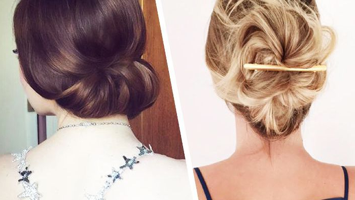 15 Updos For Thin Hair That You'll Love In Long Hairstyles Updos (View 24 of 25)