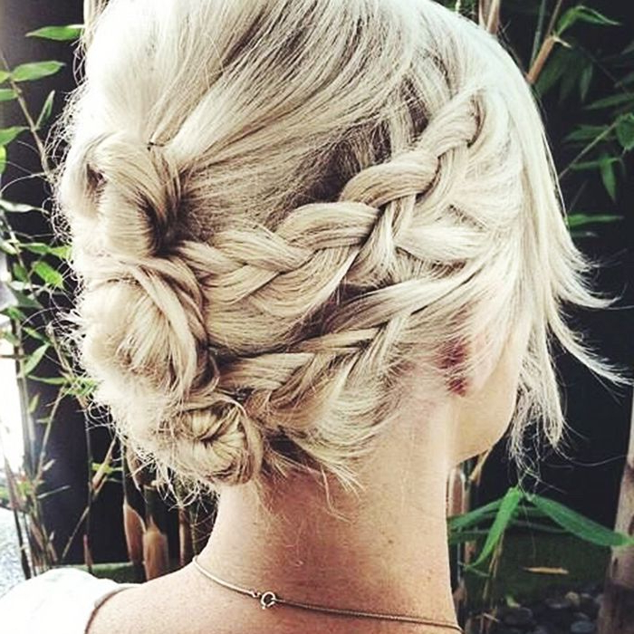 15 Updos For Thin Hair That You'll Love In Wedding Updos For Long Thin Hair (View 13 of 25)