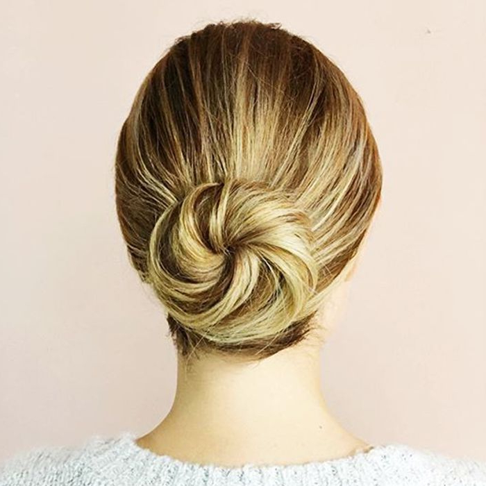 15 Updos For Thin Hair That You'll Love With Regard To Wedding Updos For Long Thin Hair (View 5 of 25)