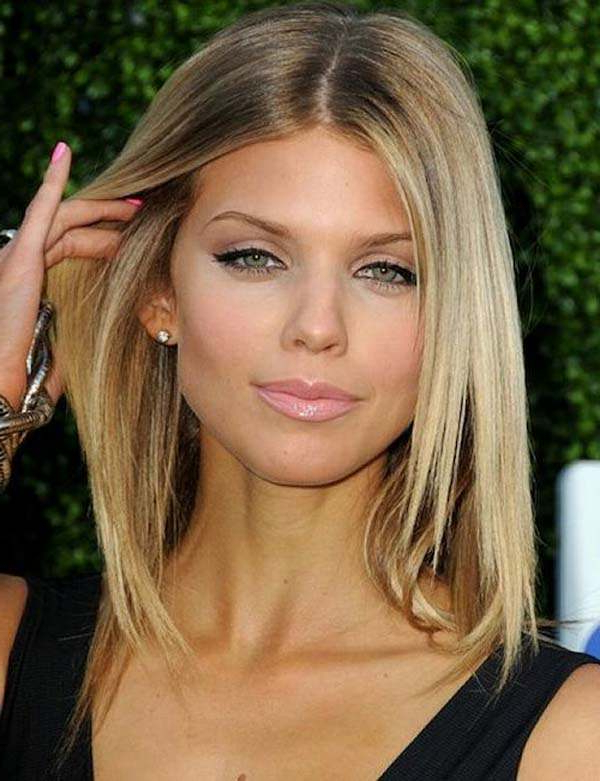 150 Hairstyles That'll Make Thin Hair Look Thicker Within Long Hairstyles Straight Thin Hair (View 7 of 25)