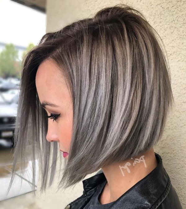 155 Cute Short Layered Haircuts (With Tutorial) Inside Long And Short Layers Hairstyles (View 23 of 25)