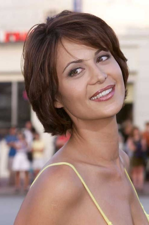 155 Cute Short Layered Haircuts (With Tutorial) Regarding Short Layered Long Hairstyles (View 23 of 25)