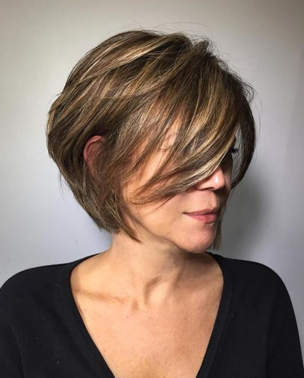 155 Cute Short Layered Haircuts (With Tutorial) Throughout Long Haircuts With Short Layers (View 20 of 25)