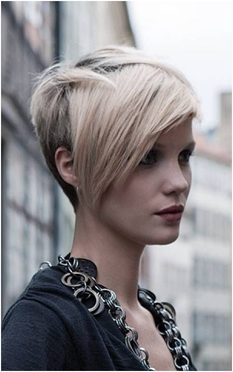 16 Cute Hairstyles For Short Hair – Popular Haircuts Intended For Cute Long Haircuts With Bangs (View 14 of 25)