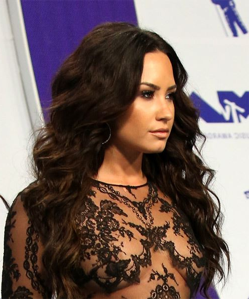 16 Demi Lovato Hairstyles, Hair Cuts And Colors With Regard To Demi Lovato Long Hairstyles (View 3 of 25)
