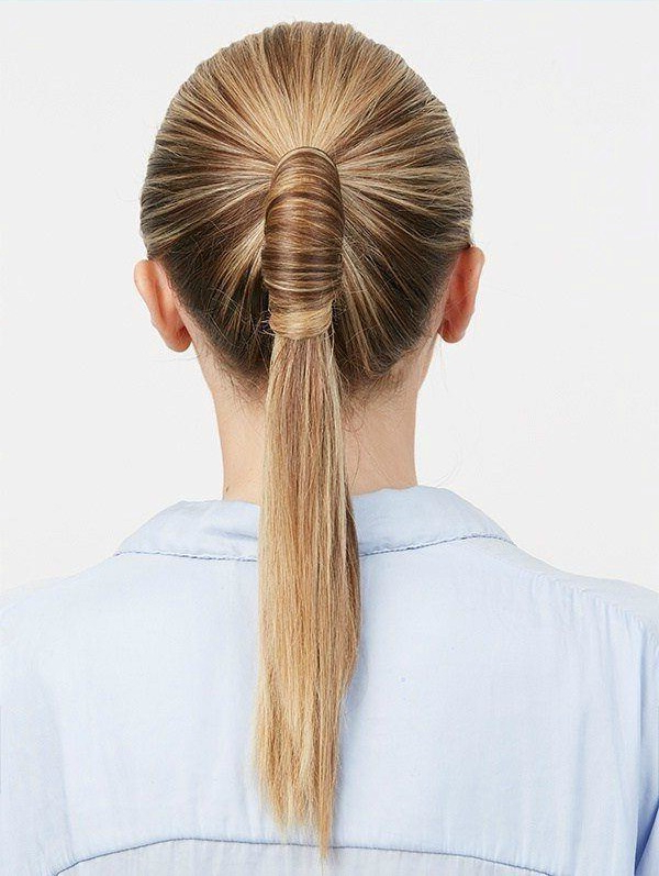 16 Easy Hairstyles For Hot Summer Days | The Everygirl With Regard To Long Easy Hairstyles Summer (View 24 of 25)