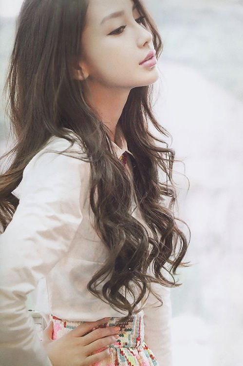 16 Fascinating Asian Hairstyles – Pretty Designs With Regard To Long Wavy Hairstyles Korean (View 4 of 25)