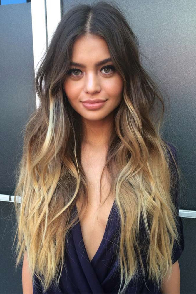 16 Ombre Hairstyles For Long Hair Look Awesome And Amazing Pertaining To Long Hairstyles Ombre (View 15 of 25)