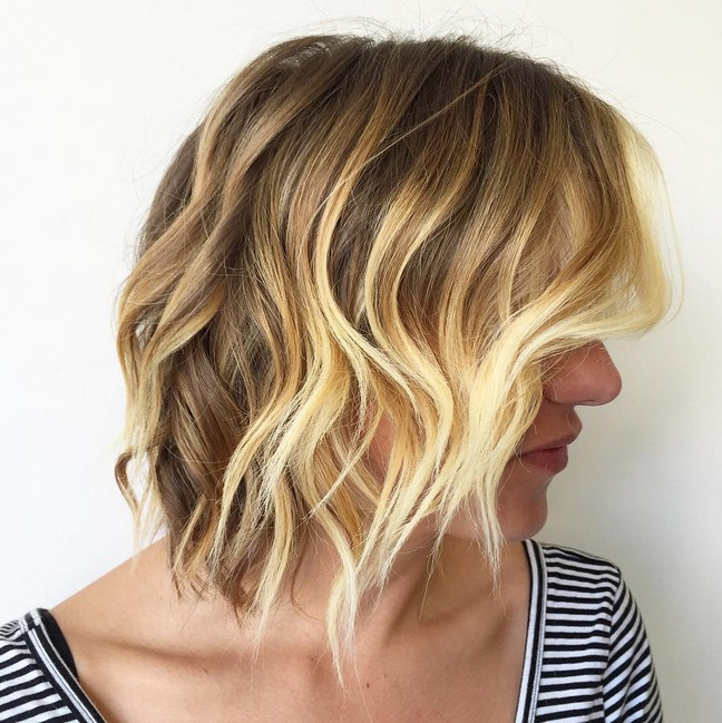 17 Cute Choppy Bob Hairstyles We Love | Styles Weekly Intended For Messy Haircuts With Randomly Chopped Layers (View 4 of 25)