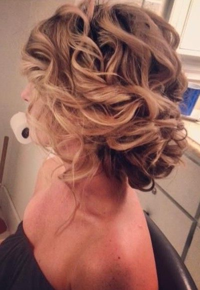 17 Fancy Prom Hairstyles For Girls – Pretty Designs Inside Messy Twisted Chignon Prom Hairstyles (View 12 of 25)