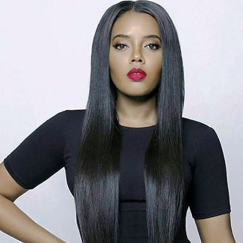 17 Latest Long Hairstyles For Black Women To Look Stunning In Long Hairstyles For Black Woman (View 17 of 25)
