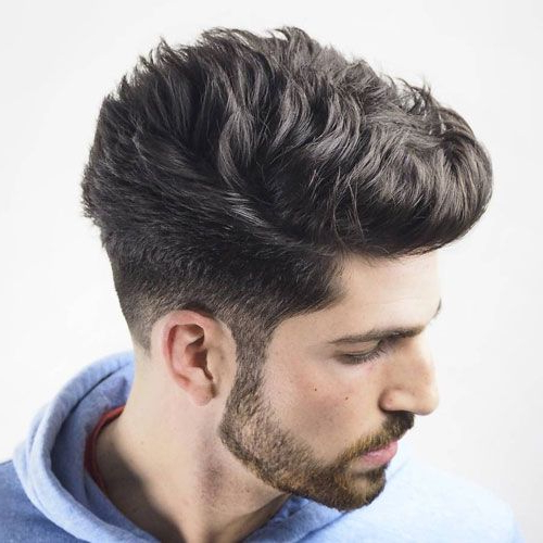 17 Quiff Haircuts For Men | Best Hairstyles For Men | Quiff Haircut Intended For Hairstyles Quiff Long Hair (View 21 of 25)