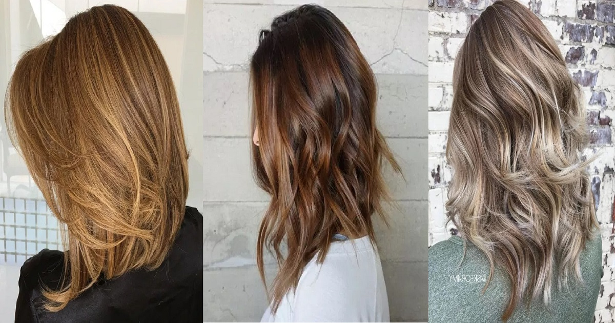 18 Brightest Medium Layered Haircuts To Light You Up | Hairs (View 8 of 25)
