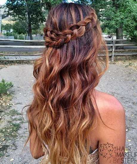 18 Cute Down Hairstyles For Long Hair | Hairstyles Ideas Intended For Cute Long Hairstyles For Prom (View 25 of 25)