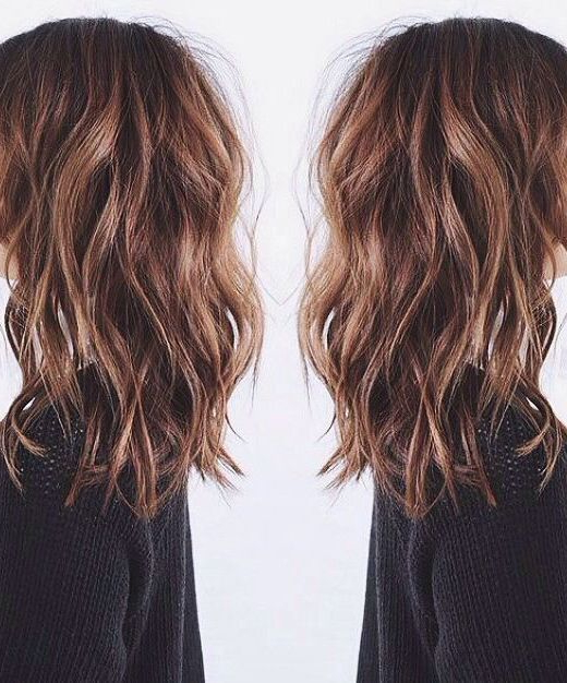 18 Freshest Long Layered Hairstyles With Bangs | Cute Hair Styles Pertaining To Long Layered Waves And Cute Bangs Hairstyles (View 17 of 25)